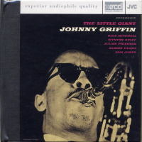 Johnny Griffin The Little Giant Xrcd